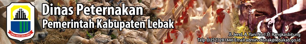 Dinas Peternakan Kabupaten Lebak