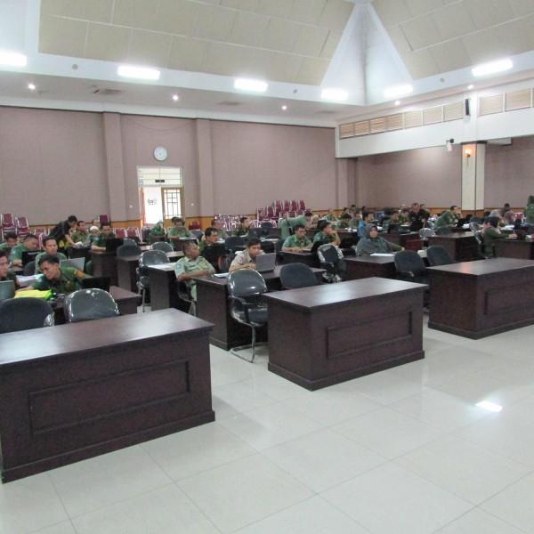Rakor Evaluasi Penyerapan Anggaran Triwulan I Tahun Anggaran 2015 dan Simonev