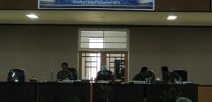 Galeri Rakor Evaluasi Penyerapan Anggaran Triwulan I Tahun Anggaran 2015 dan Simonev