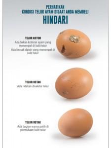 Telur Retak