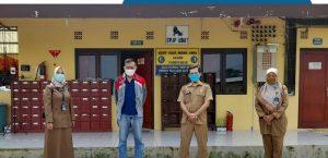 MONITORING LALU LINTAS HEWAN PADA PARENT STOCK BROILER AFKIR DI PT.CHAROEN POKPHAND INDONESIA JAYA FARM DI KECAMATAN CURUG BITUNG